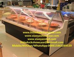 E6 ALASKA Refrigerated Display Cabinet