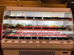 E7 ORLANDO Semi-vertical refrigerated cabinets