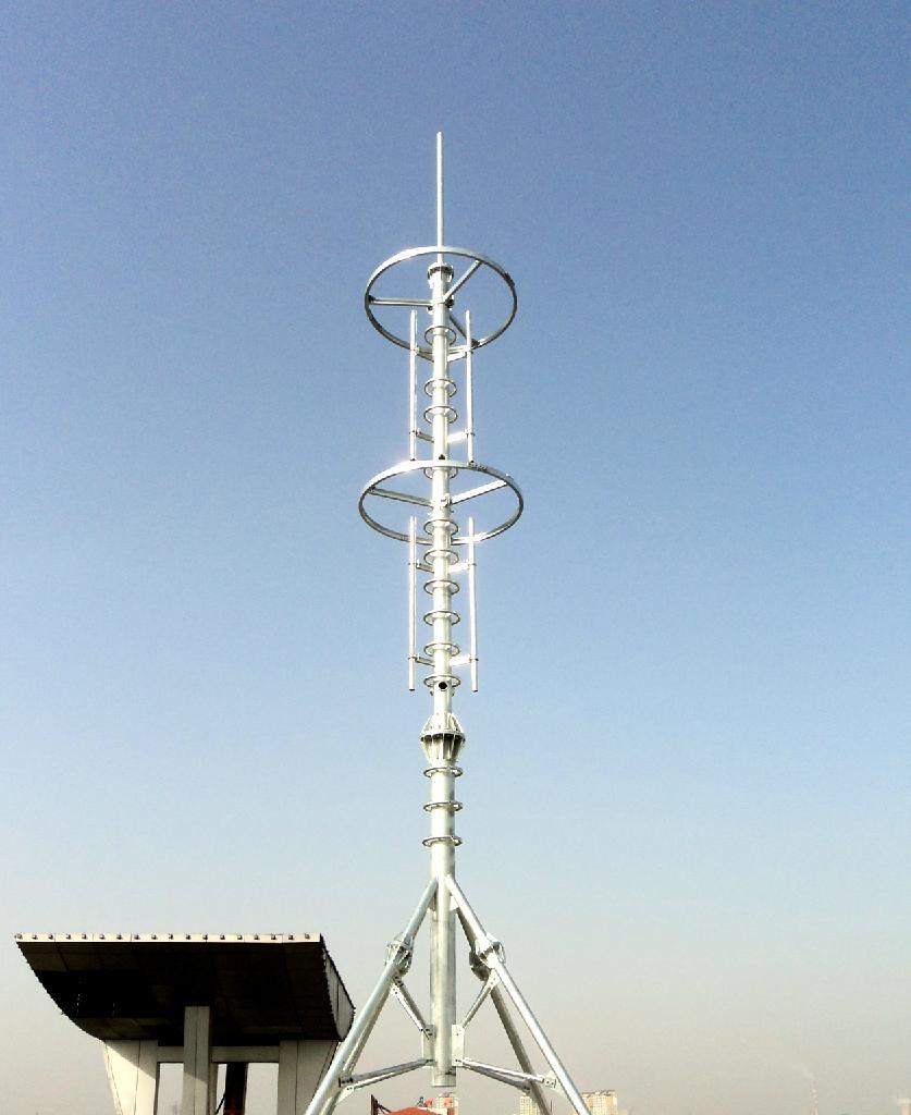 一体化基站 - jh1000 - 华沃铁塔 (中国 河北省 服务)