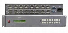 北京VGA32路視頻矩陣