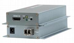 北京非壓縮HDMI光端機