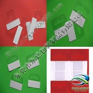 PVC彩盒挂鉤膠 2