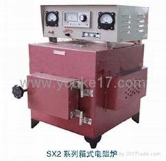 SX2系列箱式电阻炉