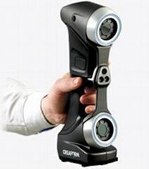 手持式三維掃描儀