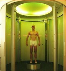 人體三維掃描儀 2