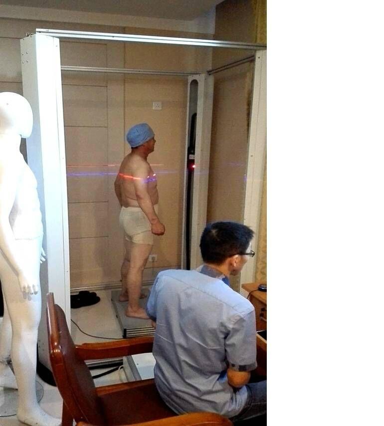 人體三維掃描儀 3