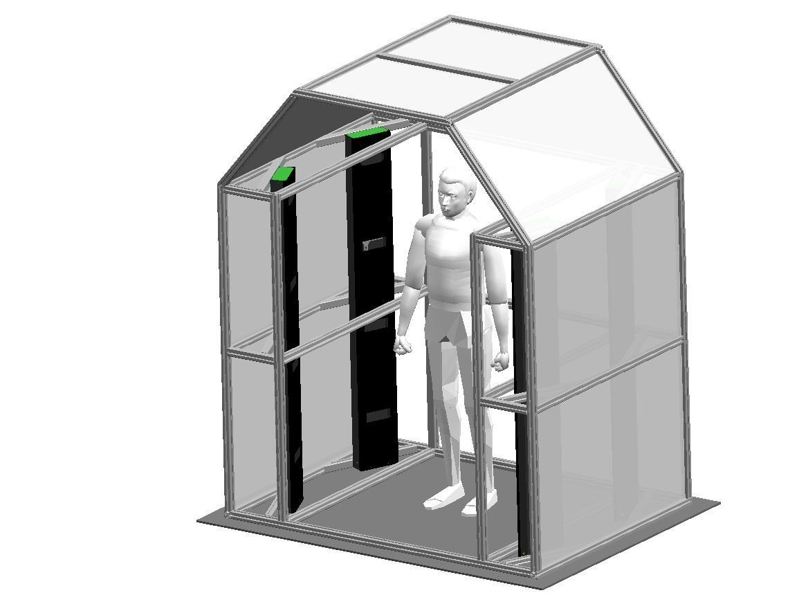 人體三維掃描儀 4