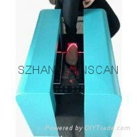 3d腳型量腳器 2
