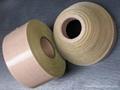 PTFE  coated fiberglass fabric adhesive tape 1