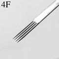 F單排系列紋身針 2