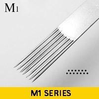 M1双排交叉针