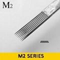 M2雙平排收緊針 1