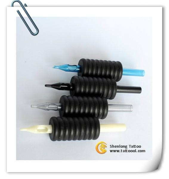 一次性黑色橡膠手柄(直型) 2