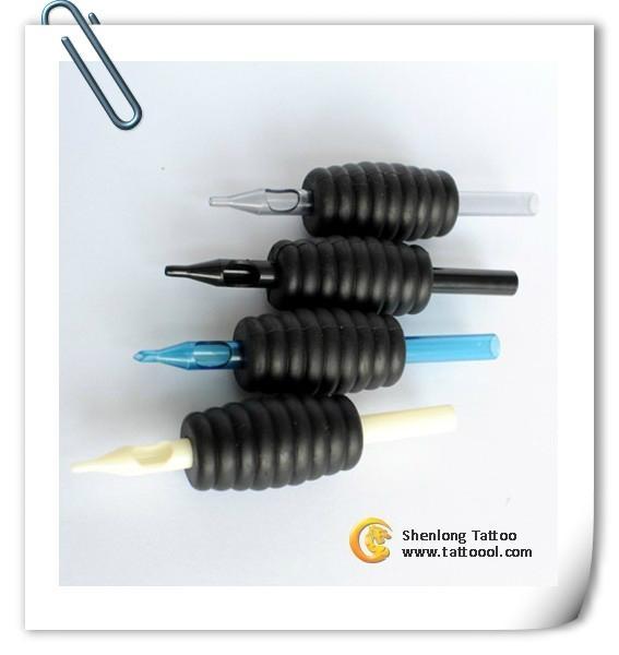 一次性黑色橡膠手柄(橢圓) 2