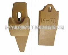 18TL Bucket Teeth for foundation drilling tools and rock drilling