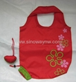 Best selling varoius fruit polyester foldable bags 5