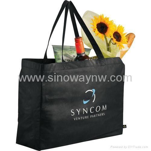 Non-woven CURVE foldable bag