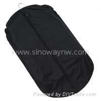 Canvas suit bag