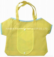 Child's new arrival non woven foldable shopping bag