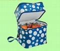 Top open non woven chiller bags