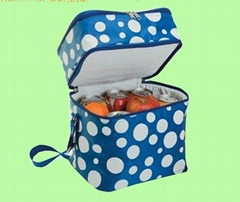 Top opening non woven chiller bags