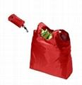 Nylon foldable bag with customed printing