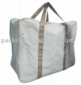 Large Cotton Canvas Travel Packing Bags