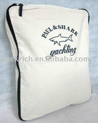 New Fashion Cotton Canvas Garment Bags