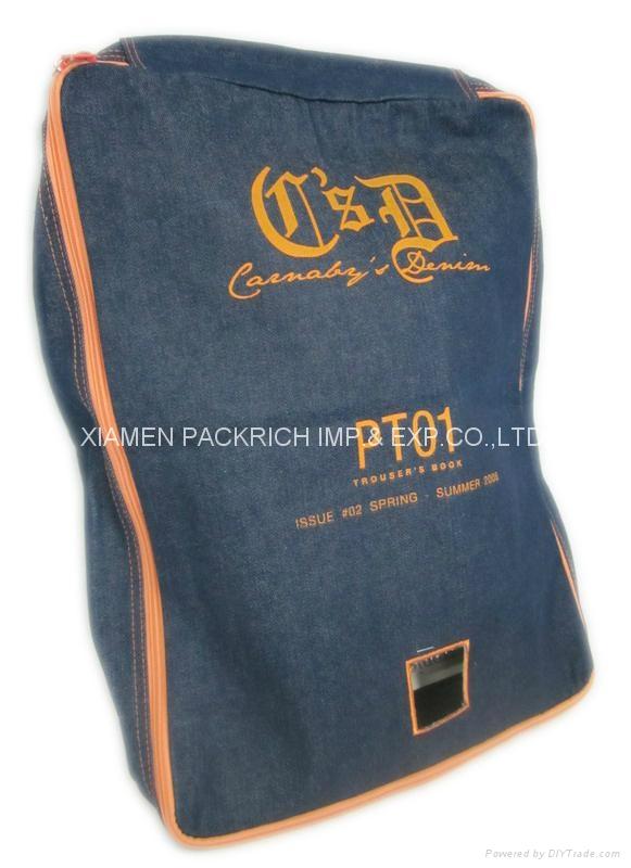 New Arrival Cotton Canvas Shirt Bags 3