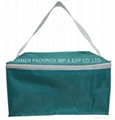 Heavy duty polyester chiller bag,cooler