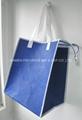 Easy carried Non-woven Cooler Shopping bag