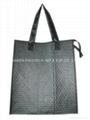 Cheap Black Non-woven cooling bag