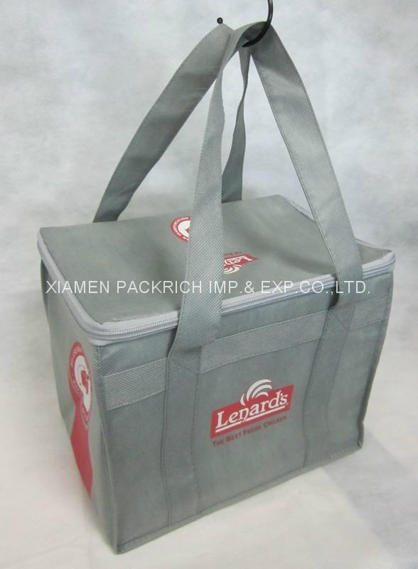 Large non woven polypropylene cooler bags 2
