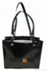 Customed design laminated PP non woven tote bag