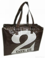 Hot PP Woven storage bag with zipper