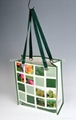 Laminated PP Woven tote bag with full printing