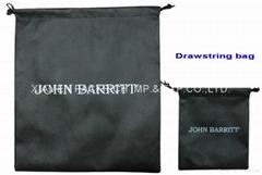 Eco-friendly Black Non-woven dust bag