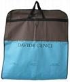 Zippered non woven wedding dress bag  3