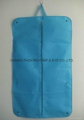 Hot sell non woven travel suit cover