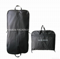 Newest design PEVA dustproof suit packing bag