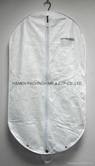 High recommended PEVA garmet carrier bag