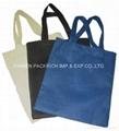 Simple non woven polypropylene shopping