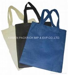 Simple non woven polypropylene shopping bag