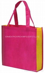 New style gift and promotional non woven shopping bag