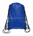 Promotional 190T nylon drawstring bag