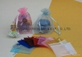 Mini promotional organza pouch