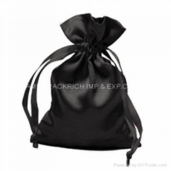 Beauty satin gift  bag