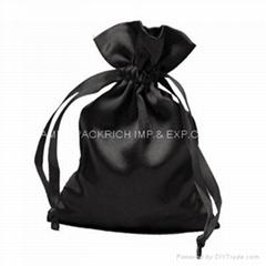 Nice looking satin gift  bag