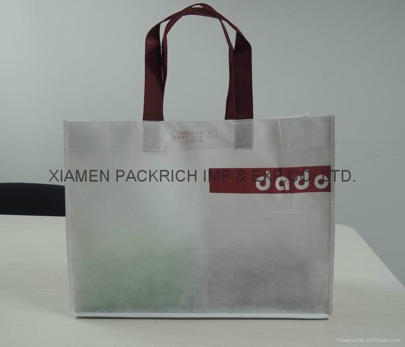 2018 New arrival polypropylene non woven shopping bag