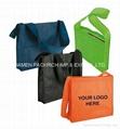 Cheap Non woven school shoulder bag